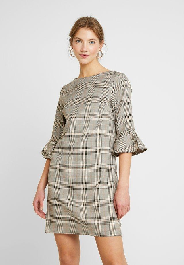 STAR LADIES DRESS - Day dress - grey