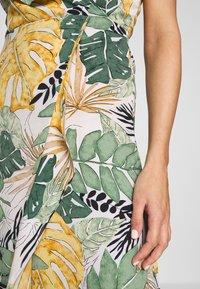 Molly Bracken - LADIES DRESS - Maxi šaty - white - 5