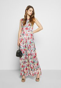 Molly Bracken - LADIES DRESS PREMIUM - Maxi dress - primroses green - 1