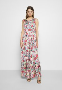 Molly Bracken - LADIES DRESS PREMIUM - Maxi dress - primroses green - 0