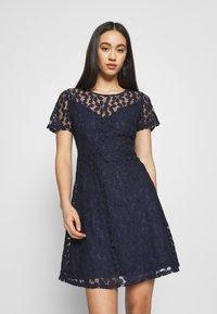 Molly Bracken - LADIES DRESS - Cocktailkjole - navy blue - 0
