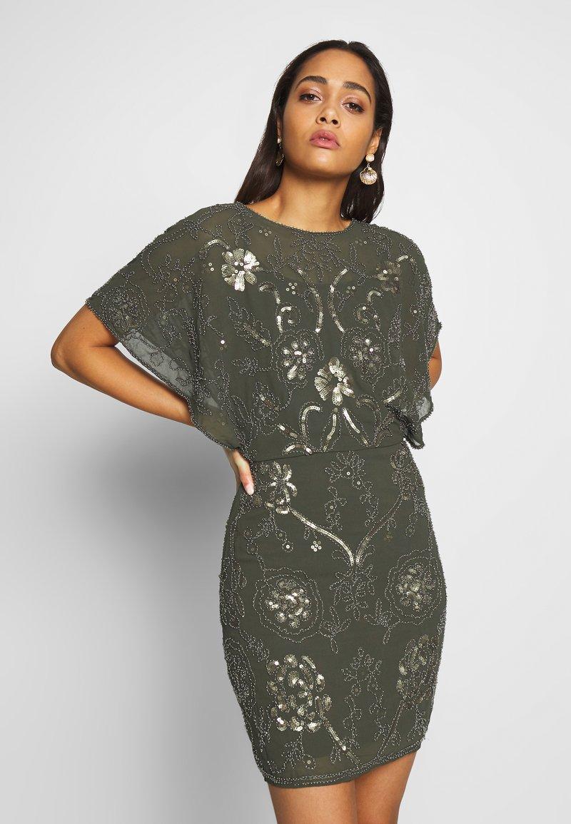 Molly Bracken - LADIES DRESS - Cocktailkleid/festliches Kleid - khaki