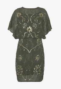 Molly Bracken - LADIES DRESS - Cocktail dress / Party dress - khaki - 4
