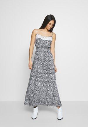 LADIES DRESS - Maxi dress - navy