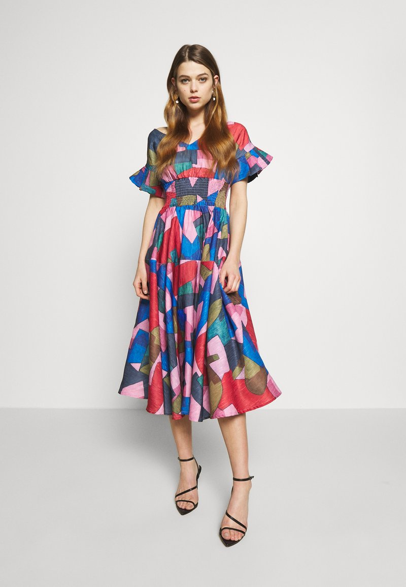 Molly Bracken - YOUNG LADIES DRESS - Cocktail dress / Party dress - multi-coloured