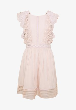 LADIES DRESS PREMIUM - Vestido de cóctel - beige