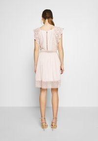 Molly Bracken - LADIES DRESS PREMIUM - Sukienka koktajlowa - beige - 2