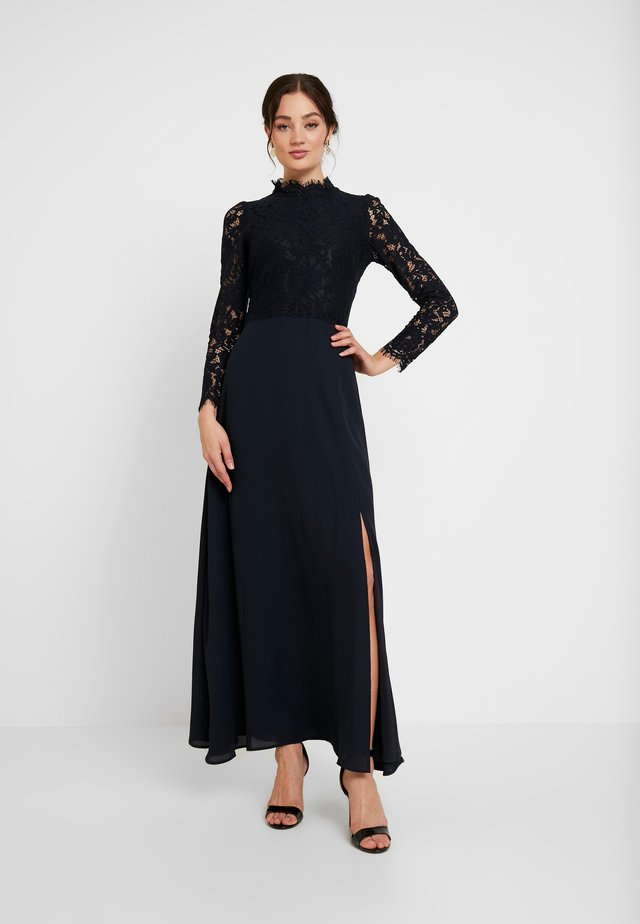 DRESS - Galajurk - navy blue