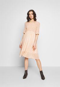 Molly Bracken - LADIES DRESS - Denní šaty - ashley powder pink - 1