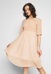 Molly Bracken - LADIES DRESS - Denní šaty - ashley powder pink - 3