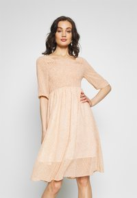 Molly Bracken - LADIES DRESS - Denní šaty - ashley powder pink - 2