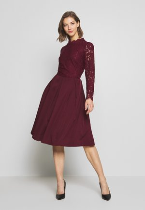 DRESS - Vestito elegante - dark red