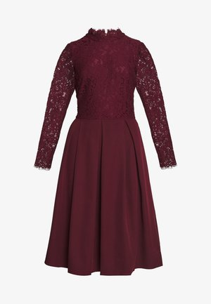 DRESS - Robe de soirée - dark red