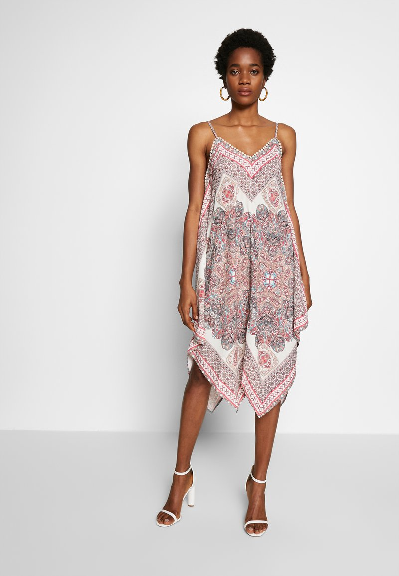 Molly Bracken - DRESS - Denní šaty - beige