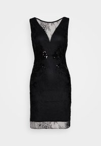 Molly Bracken - STAR LADIES - Vestido de cóctel - black - 4