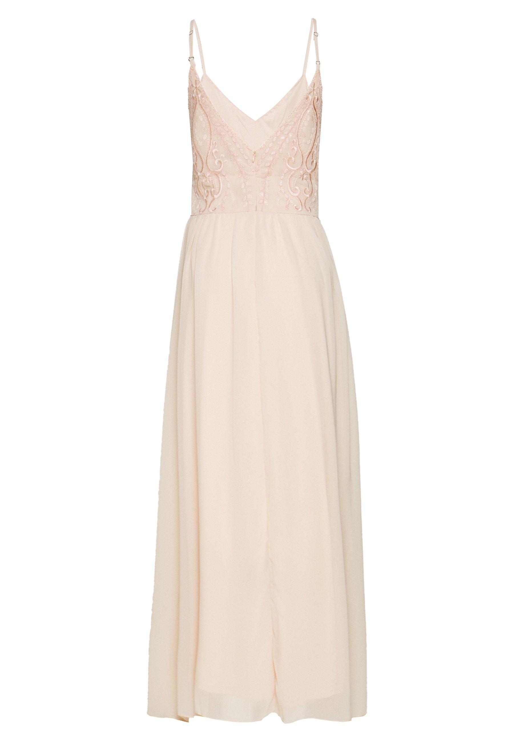 Molly Bracken Star Ladies Dress - Festklänning Light Pink