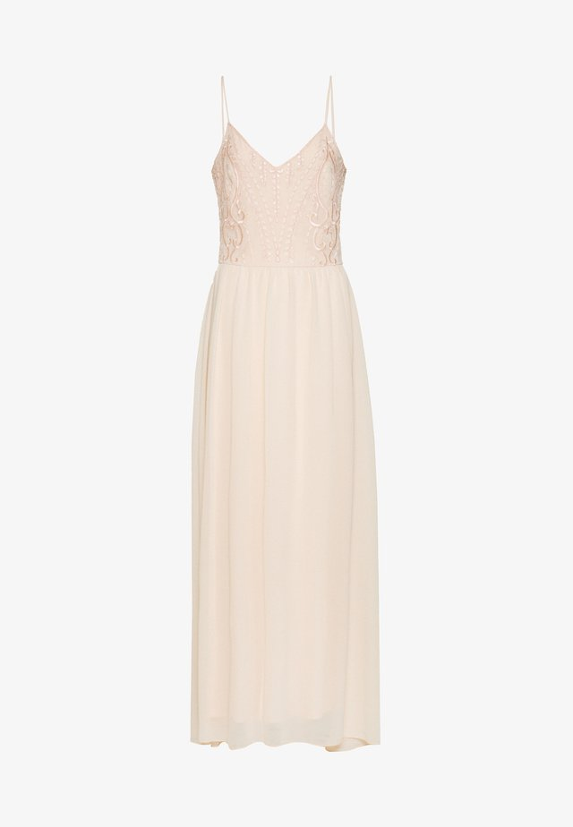 STAR LADIES DRESS - Occasion wear - light pink