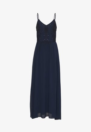 STAR LADIES DRESS - Vestido de fiesta - midnight blue