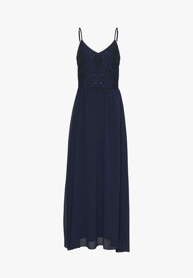 STAR LADIES DRESS - Galajurk - midnight blue