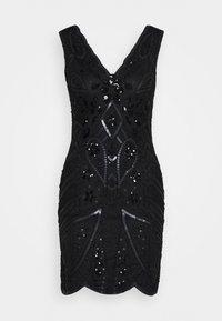 Molly Bracken - LADIES DRESS - Vestido de cóctel - black - 4