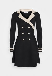 Molly Bracken - YOUNG LADIES DRESS - Jumper dress - black - 0