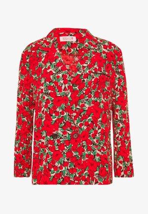 LADIES - Blazer - poppies red