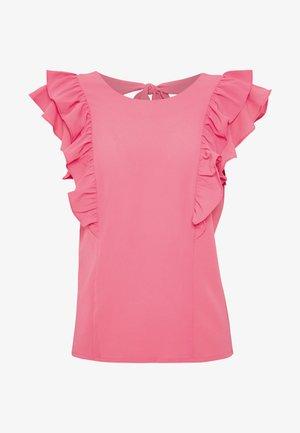 LADIES - Bluzka - coral pink