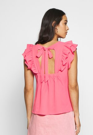 LADIES - Blouse - coral pink