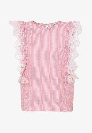 LADIES - Blouse - peachy pink