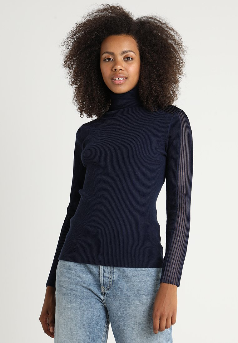 Molly Bracken - Strickpullover - navy blue
