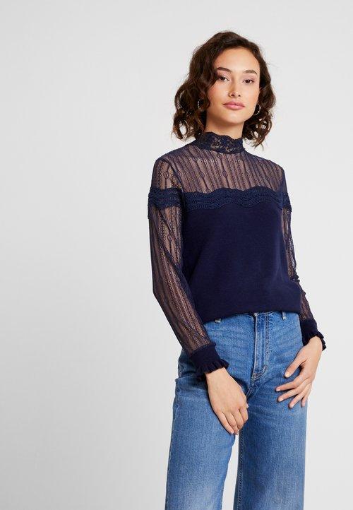 Molly Bracken LADIES - Sweter - midnight blue Odzież Damska PTCX-WA7 trwałe modelowanie