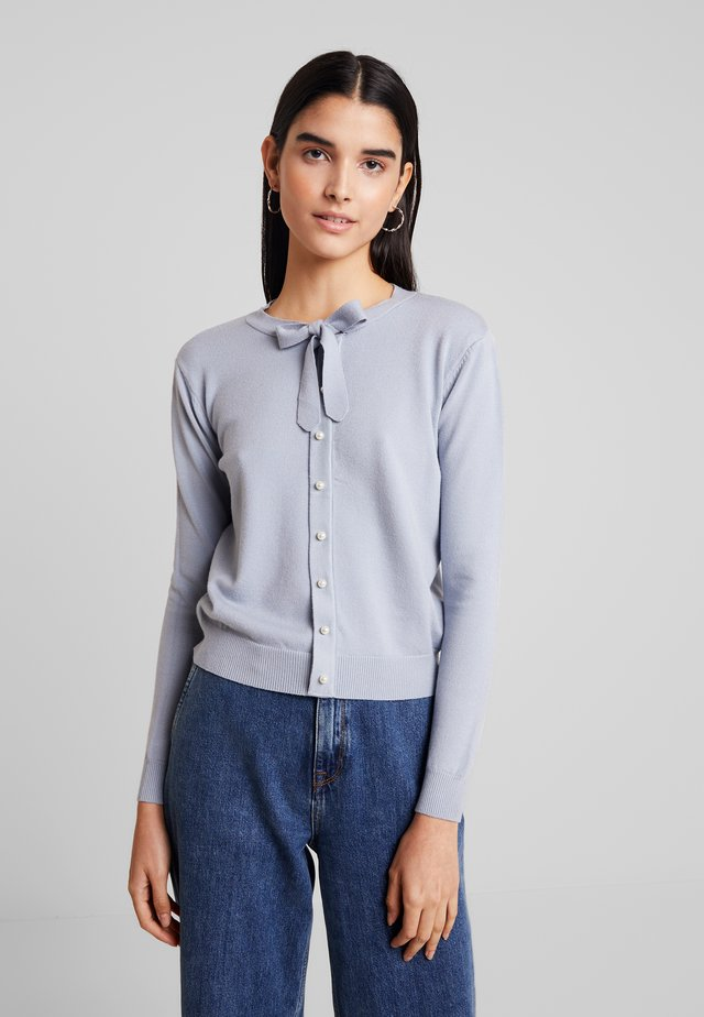 LADIES - Jumper - blue grey