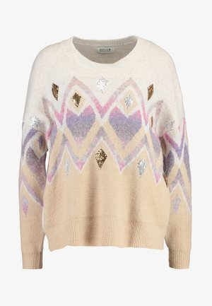 LADIES - Pullover - beige