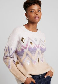 Molly Bracken - LADIES - Jumper - beige - 4