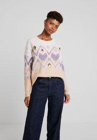 Molly Bracken - LADIES - Jumper - beige - 0