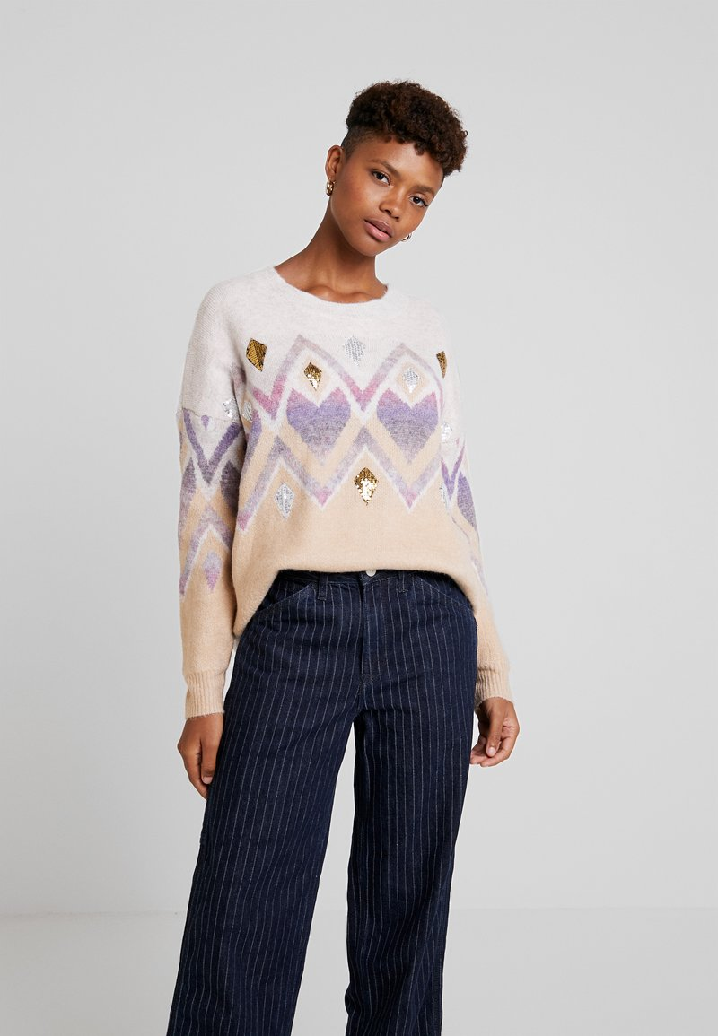 Molly Bracken - LADIES - Jumper - beige