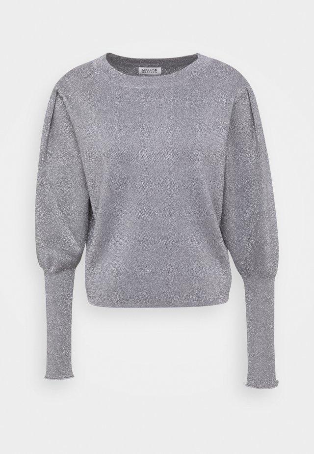 LADIES - Strickpullover - grey