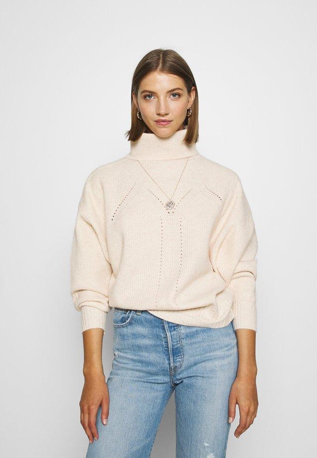 LADIES - Stickad tröja - off white
