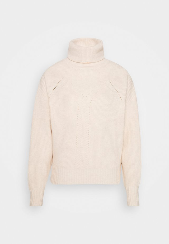 LADIES - Strickpullover - off white