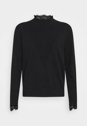 LADIES - Pullover - black