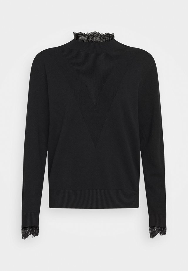 LADIES - Jumper - black