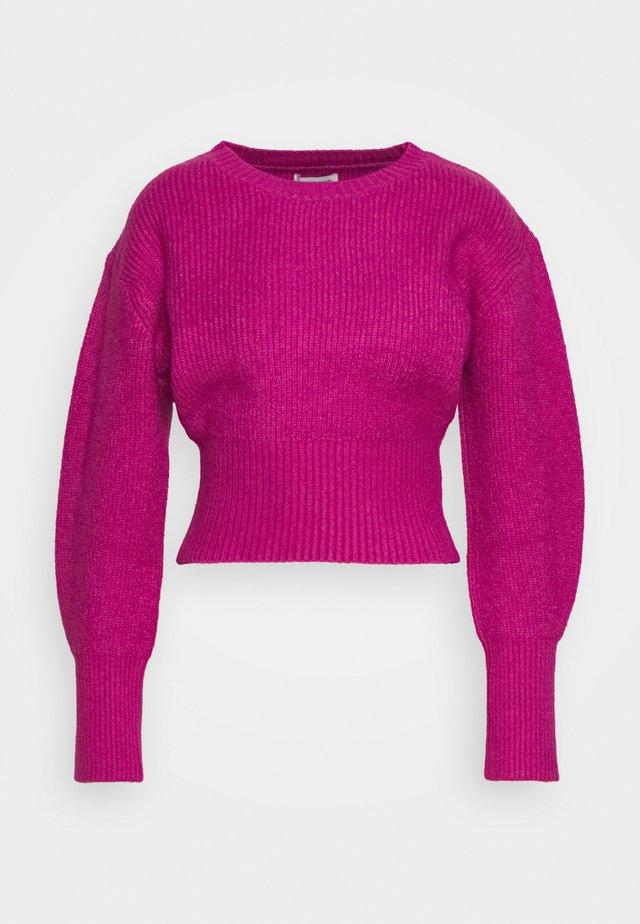 YOUNG LADIES - Pullover - fushia