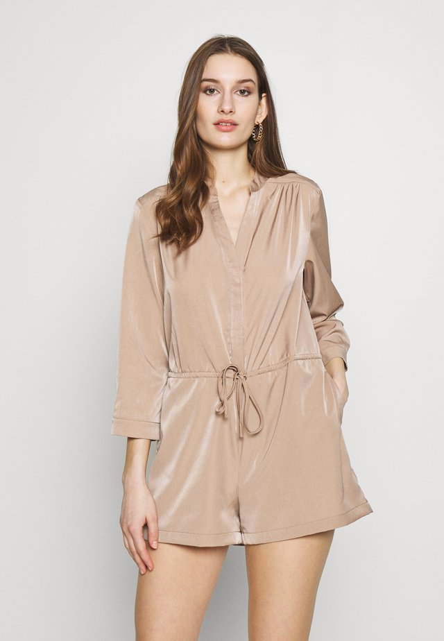 YOUNG LADIES - Jumpsuit - beige