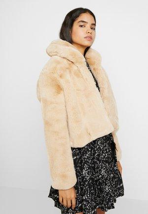 STAR LADIES - Winter jacket - beige