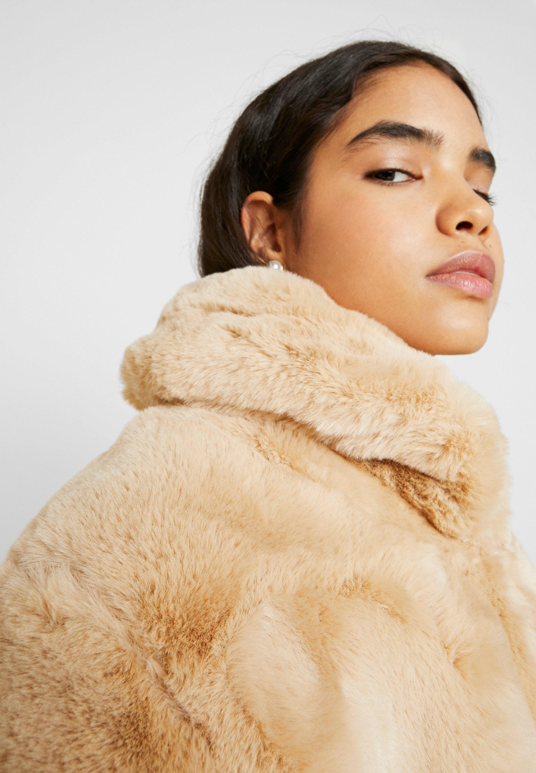 Molly Bracken STAR LADIES - Vinterjakke - beige