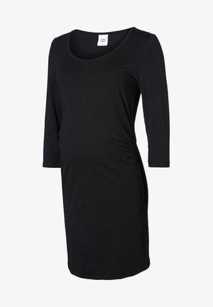 Jerseyklänning - black