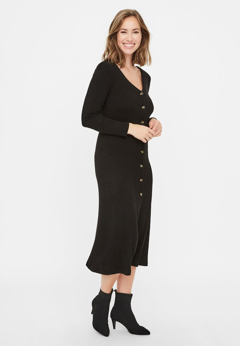 MAMALICIOUS - Jumper dress - black