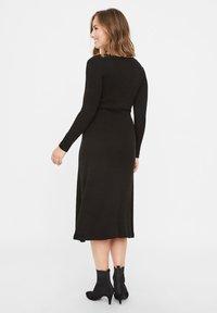 MAMALICIOUS - Jumper dress - black - 2