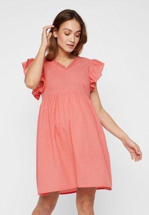 Sukienka letnia - georgia peach