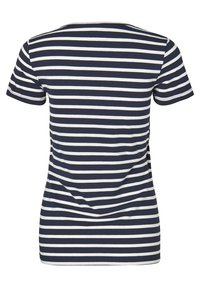 MAMALICIOUS - 2 PACK - Print T-shirt - navy blazer - 7